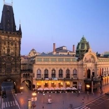 Прага на осенних каникулах!