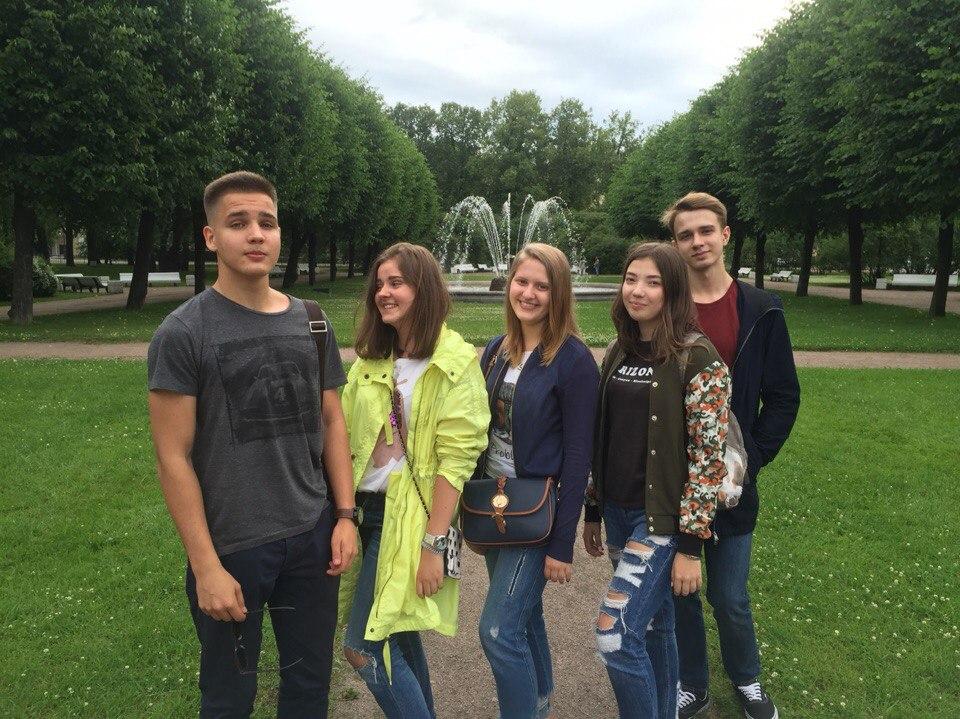 Прага и Петербург этой осенью!