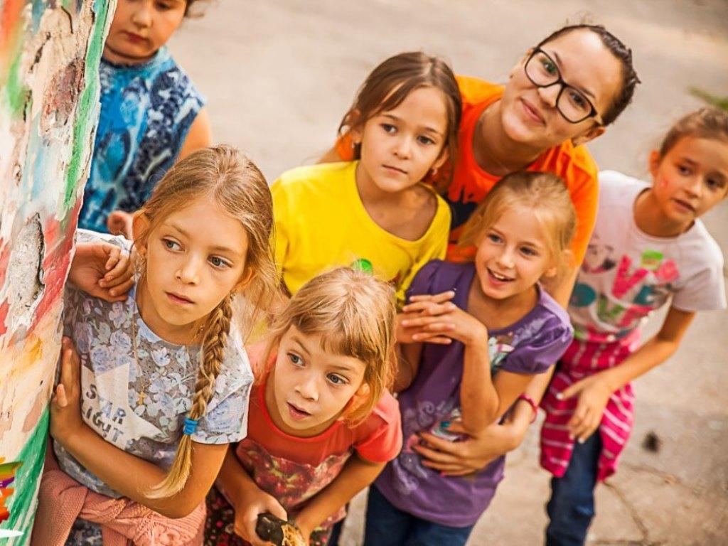 Пикабу. Детский игровой лагерь13