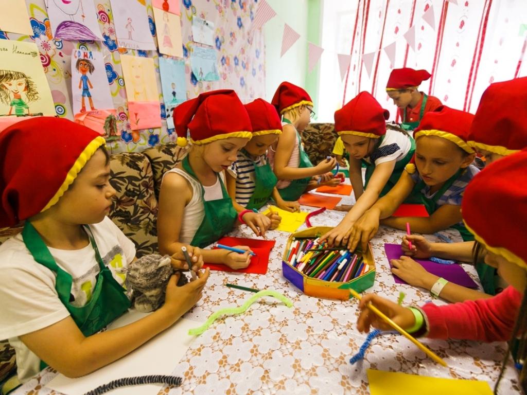 Пикабу. Детский игровой лагерь17
