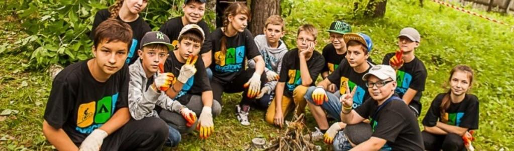 Кислород   лагерь активного отдыха в Новосибисрке14